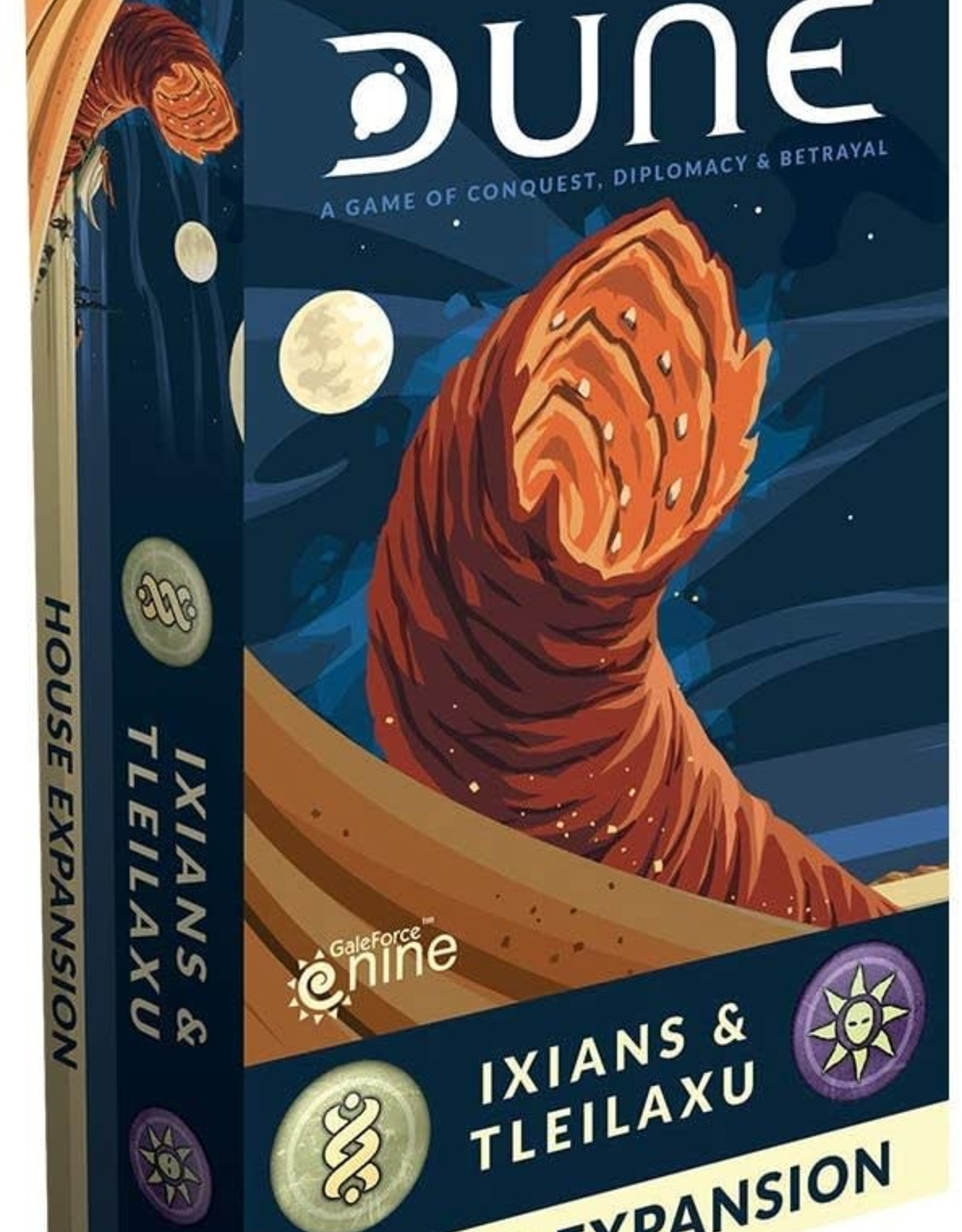 Dune Dune: House Ixians & Tleilaxu Expansion