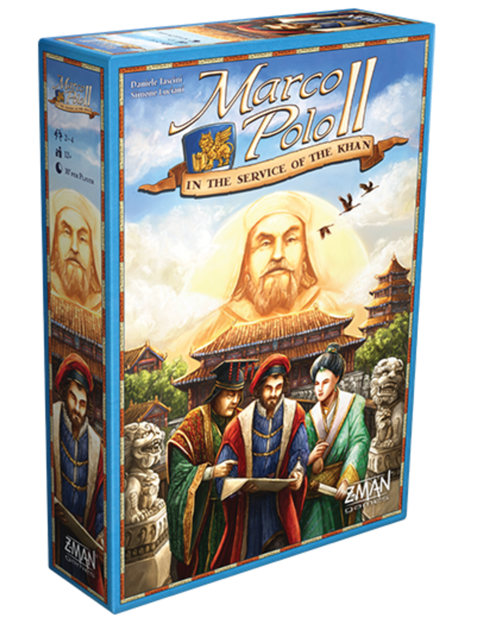 Marco Polo Marco Polo 2 - In the Service of the Khan