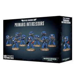 Warhammer 40k Primaris Intercessors
