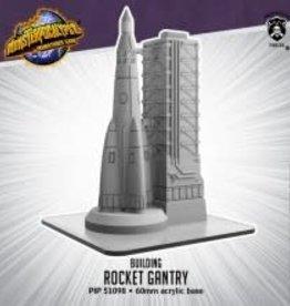 Monsterpocalypse Monsterpocalypse - Rocket Gantry