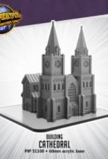 Monsterpocalypse Monsterpocalypse - Cathedral