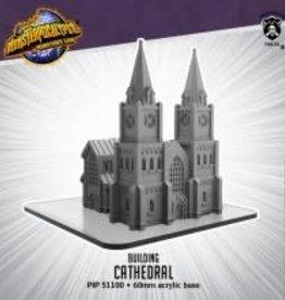 Monsterpocalypse Monsterpocalypse - Cathedral