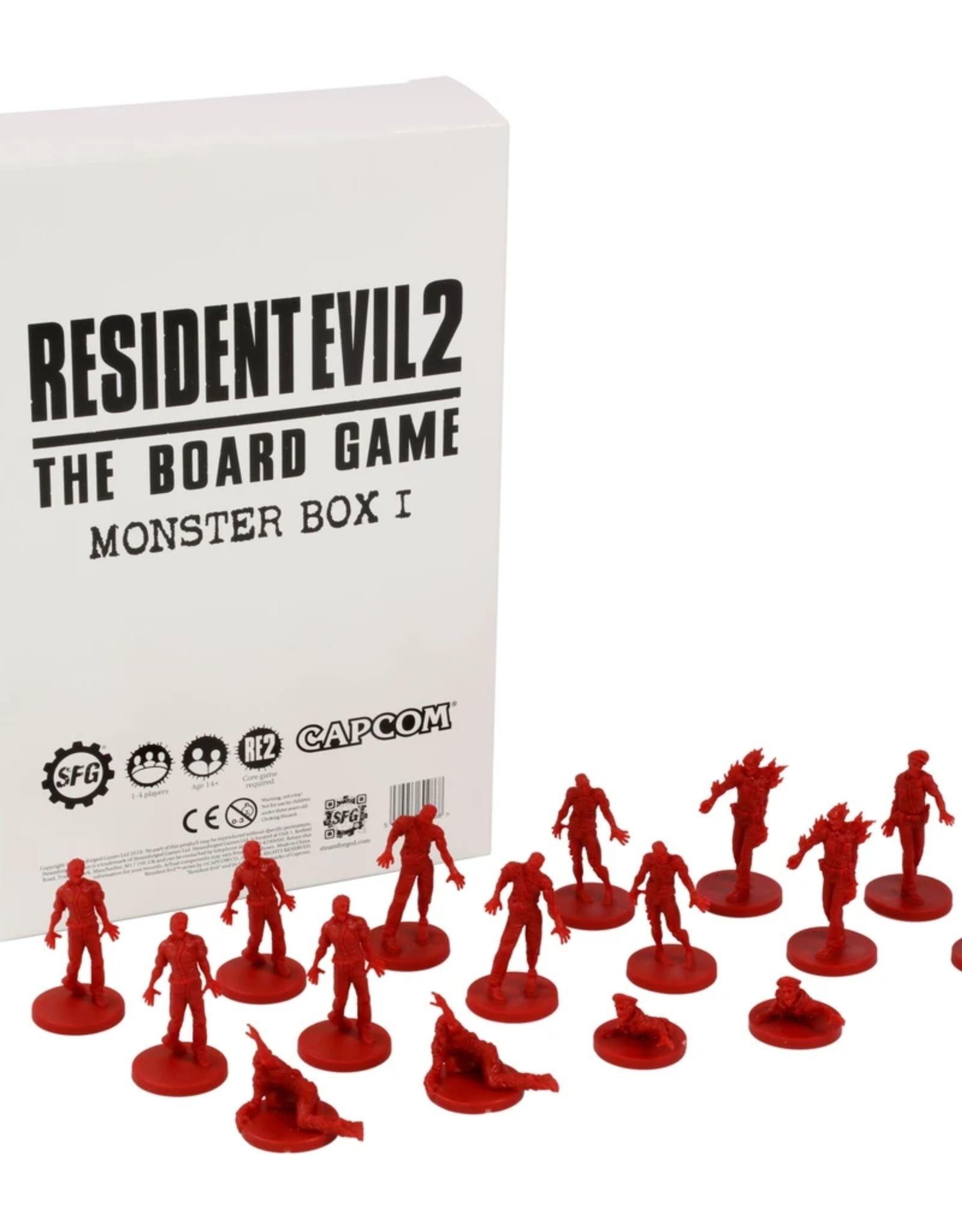 Resident Evil Resident Evil 2 - Monster Box 1