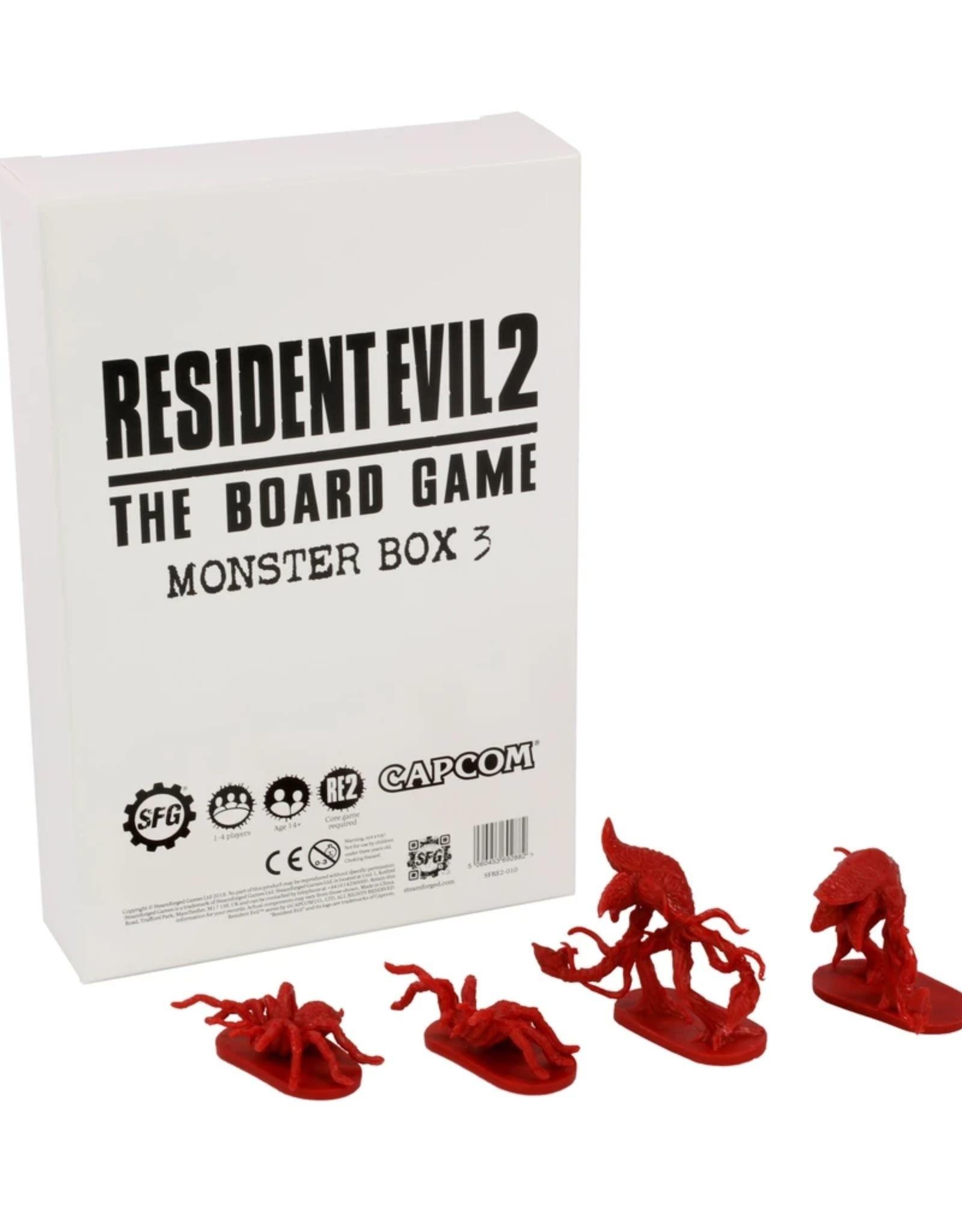 Resident Evil Resident Evil 2 - Monster Box 3