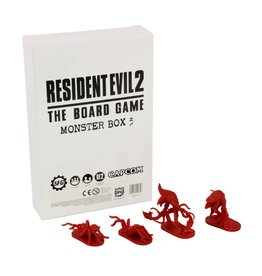 Resident Evil Resident Evil 2 - Monster Box 3