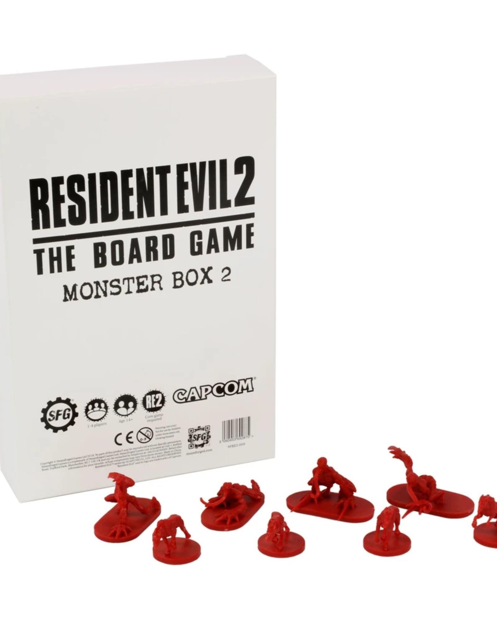 Resident Evil Resident Evil 2 - Monster Box 2