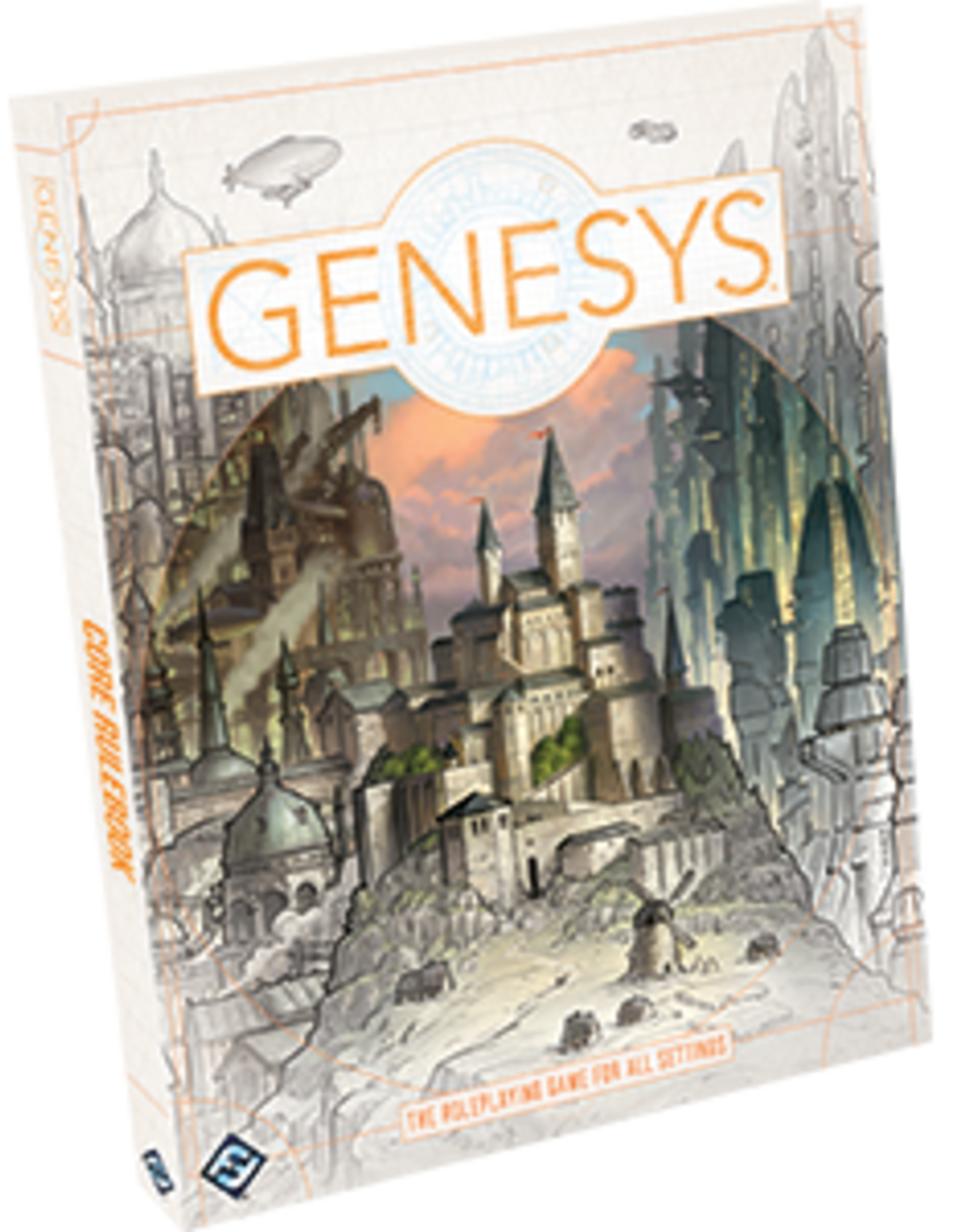 Genesys Genesys RPG : Core Rulebook