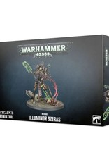 Warhammer 40k Illuminor Szeras