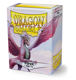 Dragon Shield Pink - Matte