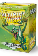 Dragon Shield Apple Green - Matte
