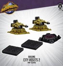 Monsterpocalypse Monsterpocalypse - City Assets 2