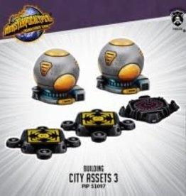 Monsterpocalypse Monsterpocalypse - City Assets 3