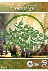 Guild Ball GB - Alchemist's Guild Token Set