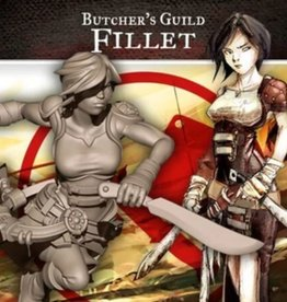 Guild Ball GB - Butchers: Fillet
