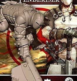 Guild Ball GB- Butcher: Tenderizer