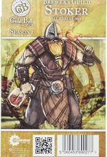 Guild Ball GB - Brewer: Stoker