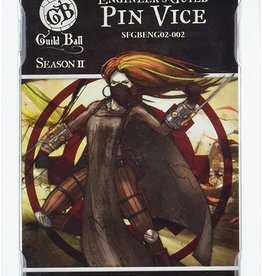 Guild Ball GB - Engineers: Pin Vice