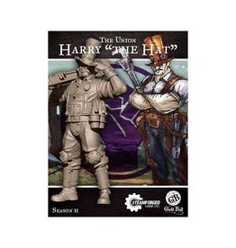 Guild Ball GB - Union: Harry The Hat Hallahan