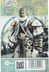 Guild Ball GB - Fisherman: Greyscales