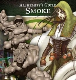 Guild Ball GB - Alchemist: Smoke