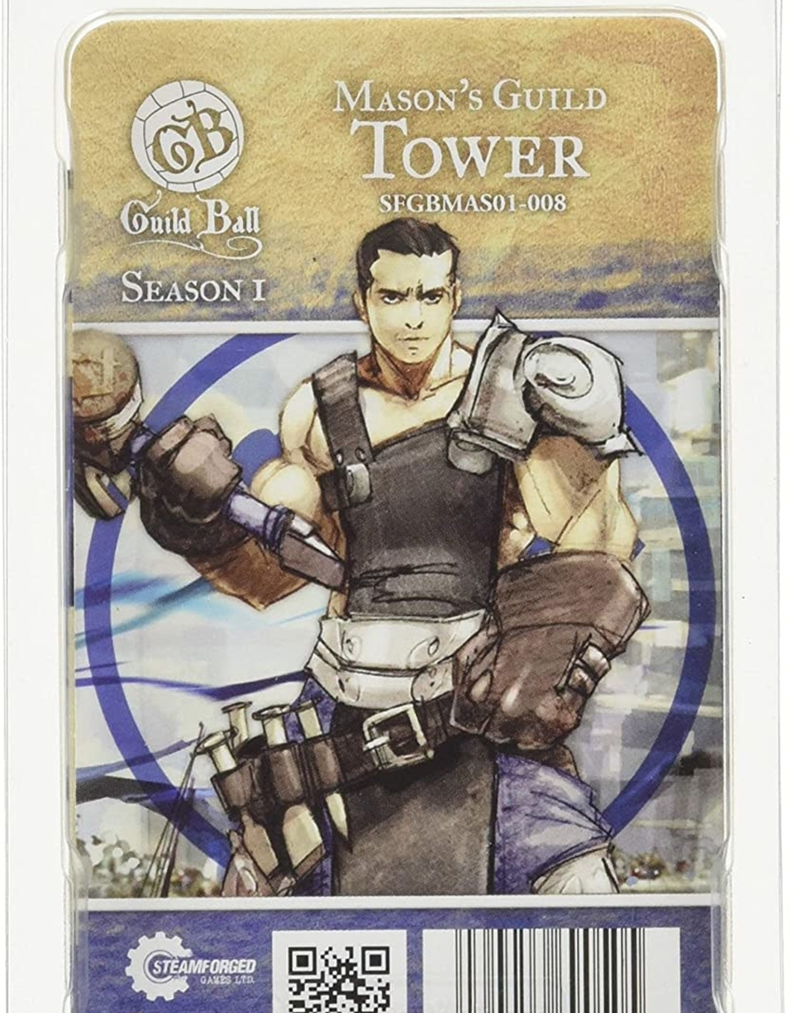 Guild Ball GB - Masons: Tower