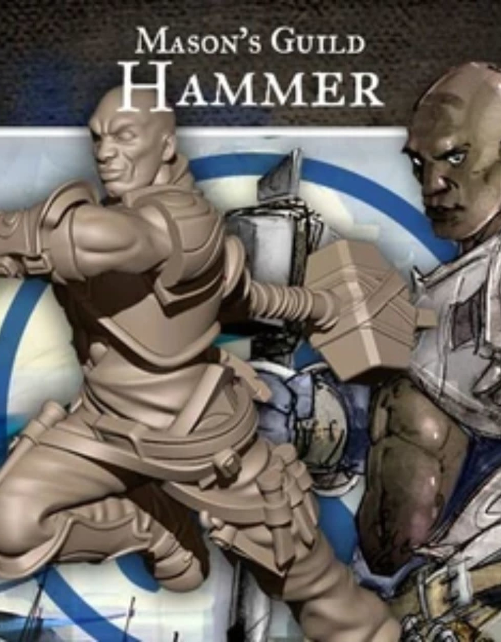 Guild Ball GB - Masons: Hammer