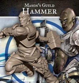 Guild Ball GB - Masons: Hammer