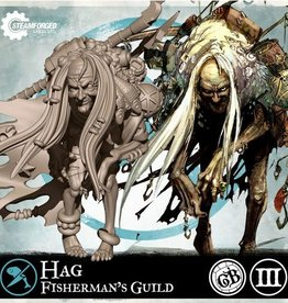 Guild Ball GB - Fisherman: Hag