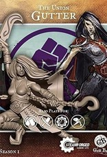 Guild Ball GB - Union: Gutter