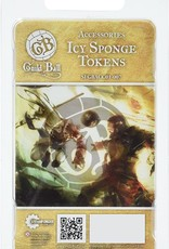 Guild Ball GB - Icy Sponge Tokens