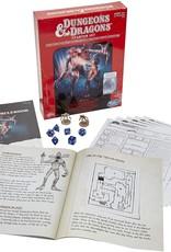 Dungeons & Dragons D&D 5E - Stranger Things Start