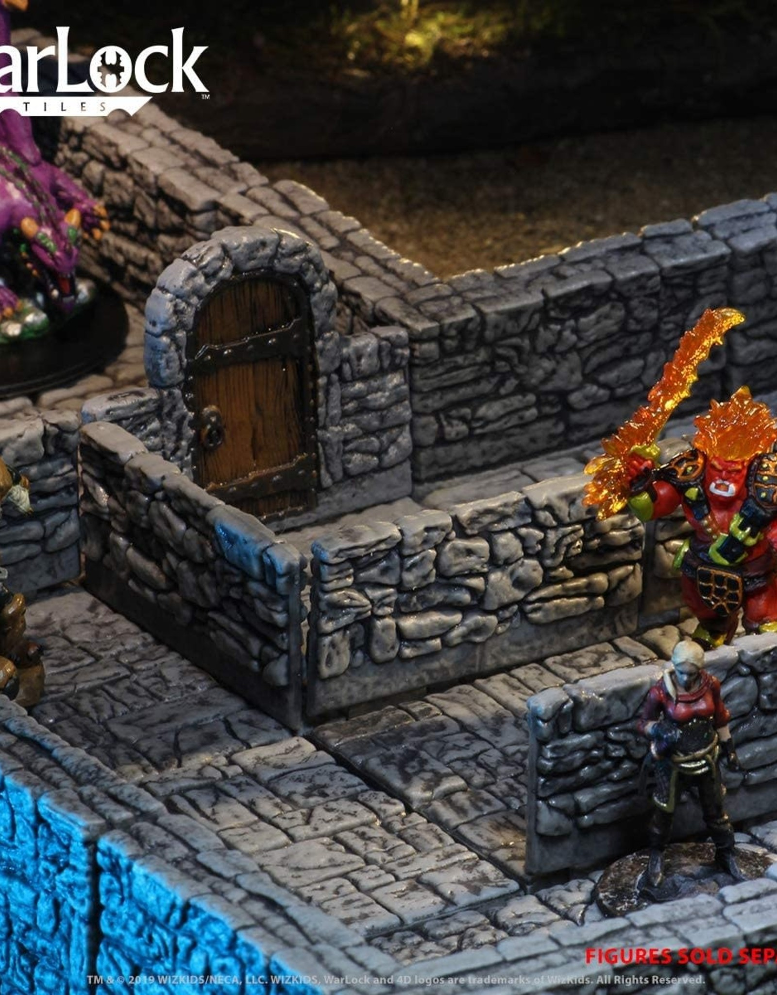 WarLock Tiles WarLock Tiles: Dungeon Tiles 1