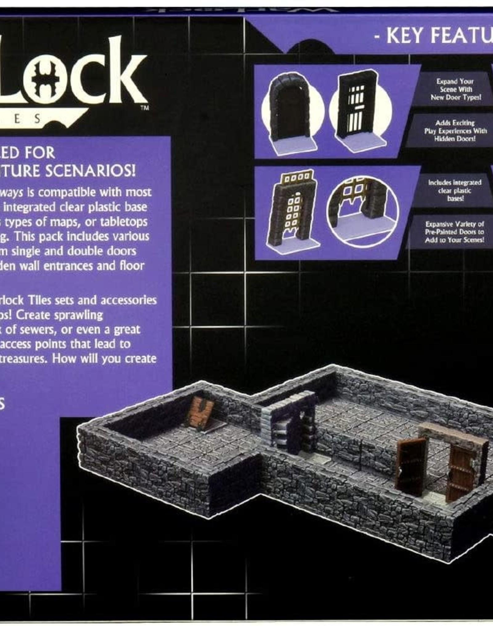 WarLock Tiles WarLock Tiles: Doors & Archways