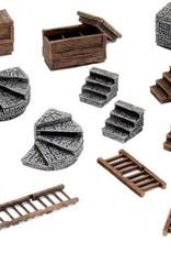 WarLock Tiles WarLock Tiles: Stairs & Ladders