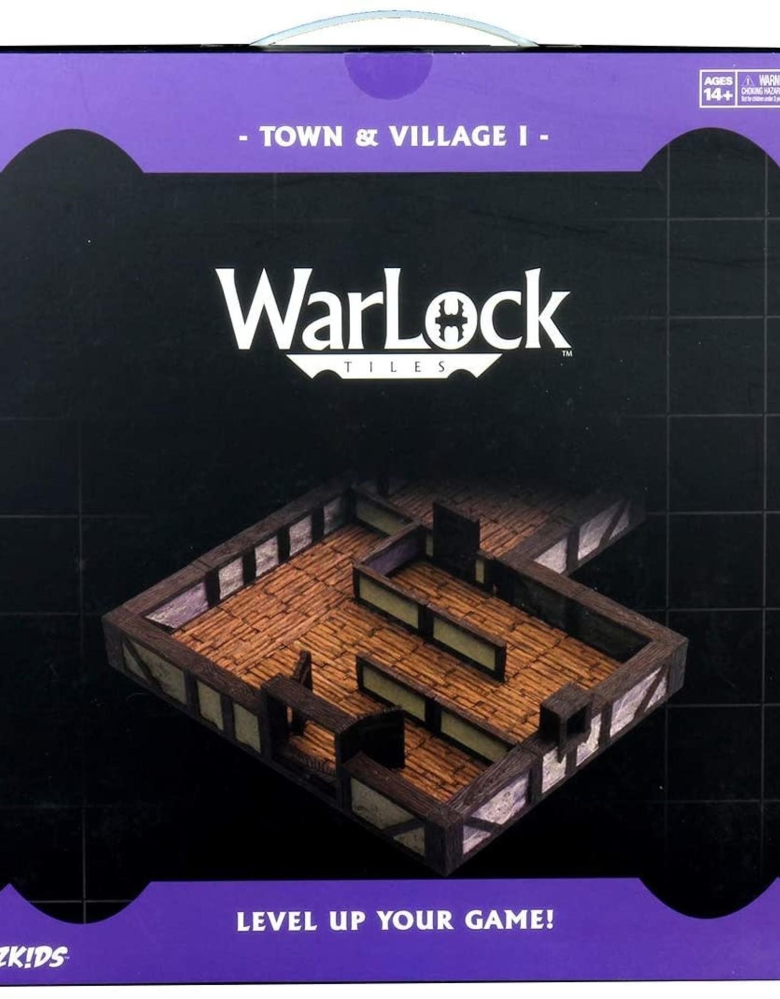 WarLock Tiles WarLock Tiles: Town & Village
