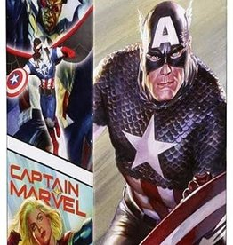 Hero Clix HC - Captain America and the Avengers