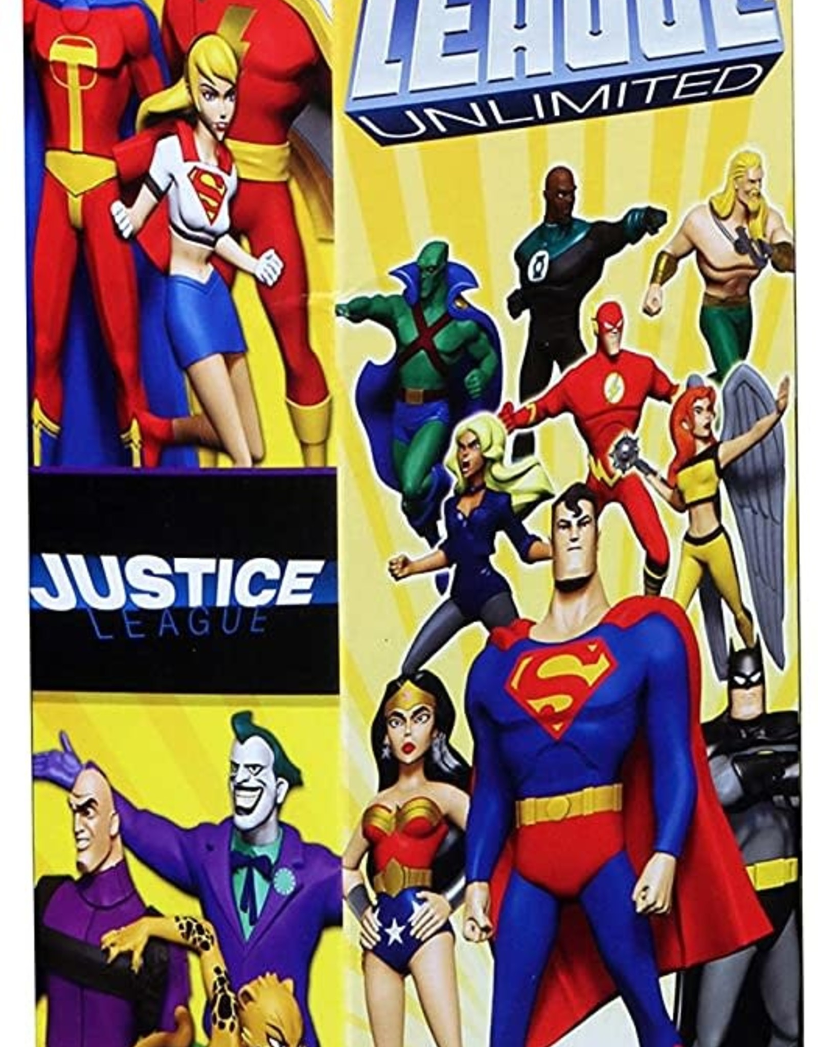 Wiz Kids HC - DC Justice League Unlimited Booster