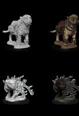 Nolzur's Marvelous Miniatures D&D NMU: Mastif & Shadow Mastif