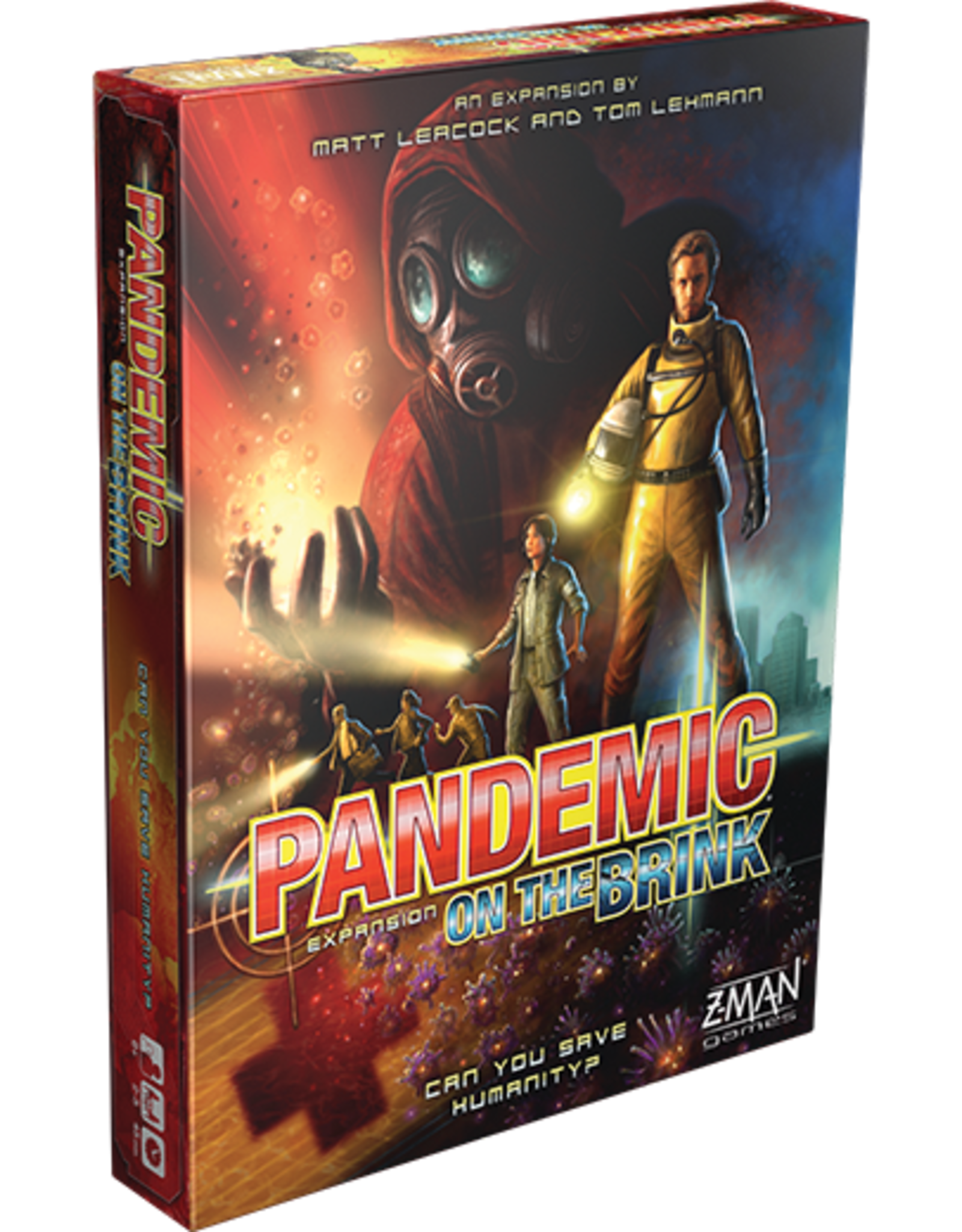 Pandemic Pandemic - On the Brink