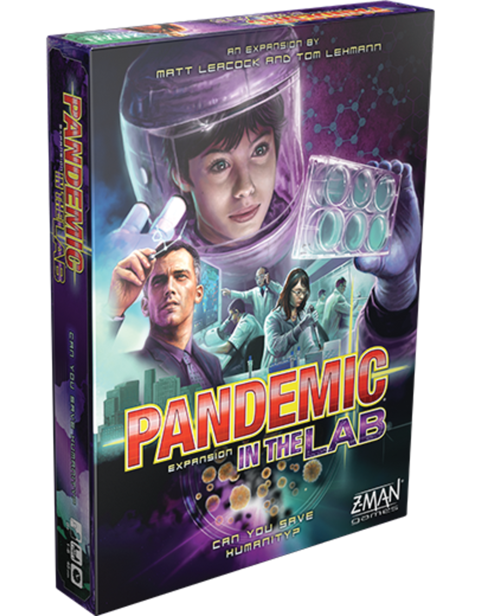 Pandemic Pandemic- In the Lab