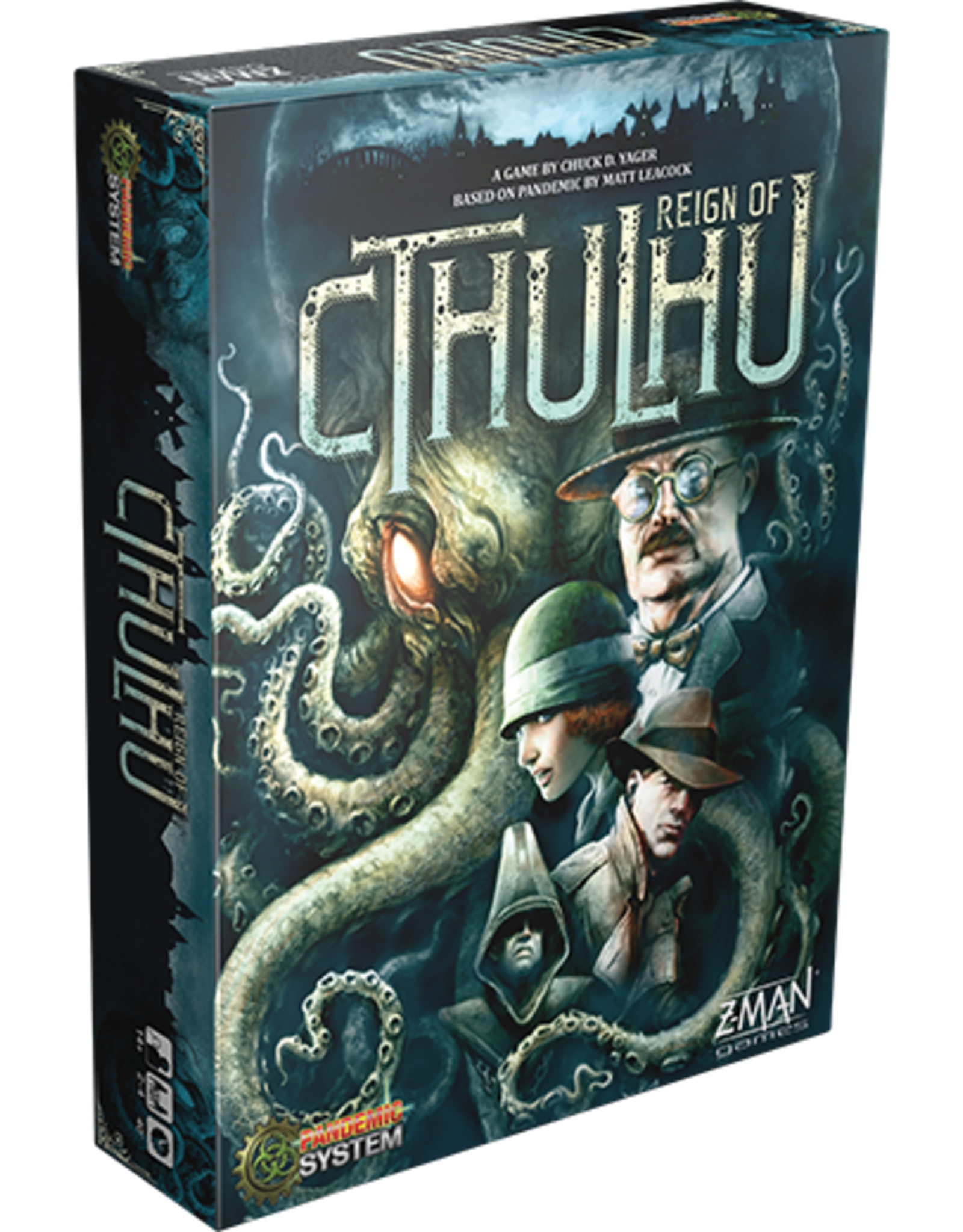 Pandemic Pandemic - Reign of Cthulhu