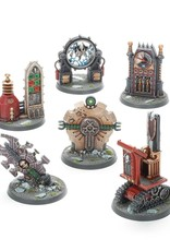 Warhammer 40k 40k  Battlezone Objectives