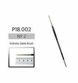Vallejo Vallejo Sable Brush Size 2