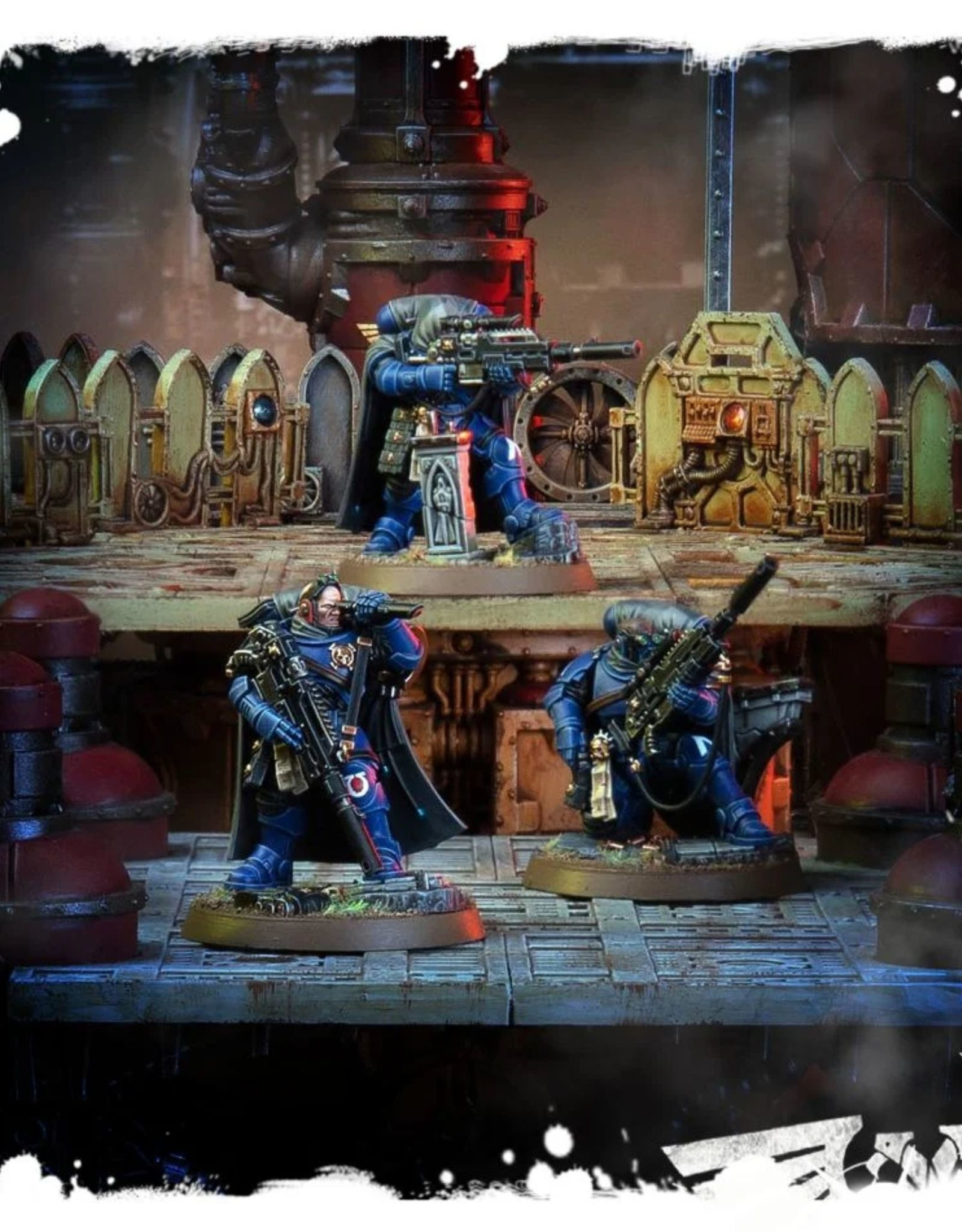 Warhammer 40k Primaris Eliminators