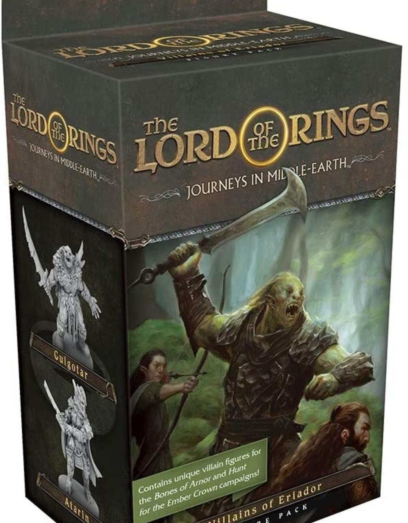 Journeys in Middle Earth Journeys in Middle Earth: Villains of Eriador