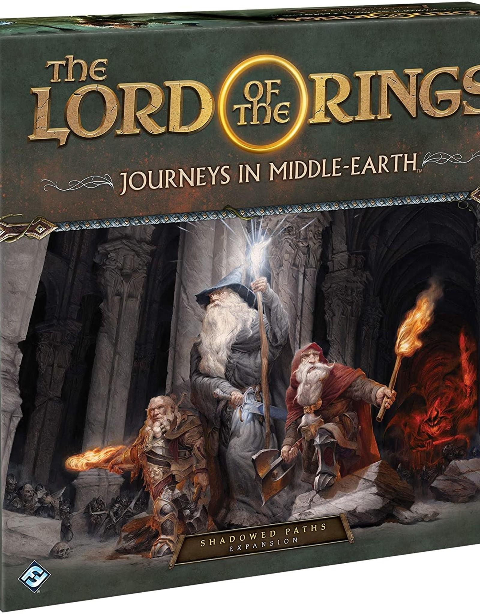 Journeys in Middle Earth Journeys in Middle Earth: Shadowed Paths