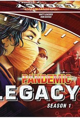 Pandemic Pandemic Legacy(Red)