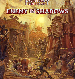 Warhammer Fantasy Role-Play WFRP: Enemy in Shadows - Part I
