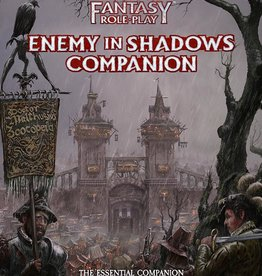 Warhammer Fantasy Role-Play WFRP: Enemy in Shadows Companion