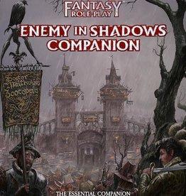 Warhammer Fantasy Role-Play WFRP: Enemy in Shadows Companion